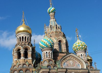 Russian Courses in St Petersburg